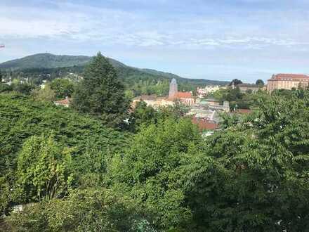 Vollständig renovierte 3-Zimmer-Hochparterre-Wohnung mit Balkon und EBK in Baden-Baden