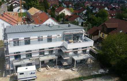 Neugebaute großzügige 4 Zimmer Wohnung in Kissing