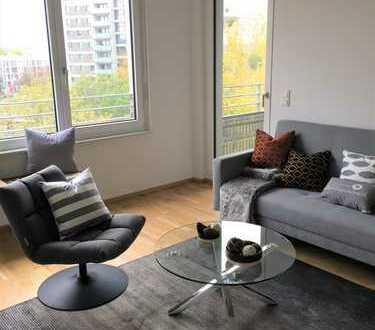 Ihre möblierte 2-Zimmerwohnung mit Design Ausstattung!