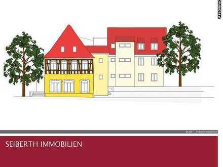 Neubau einer modernen, schlüsselfertigen Wohnung - 2. OG-DG, 2 Zi./Kü/Tageslichtbad - 58 qm - Balkon