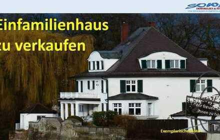 Traumhaftes Einfamilienhaus - Ihr Immobilienprofi in der Region - SOWA Immobilien und Finanzen