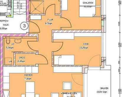 3-Zimmer-Whg. mit vielen Highlights!