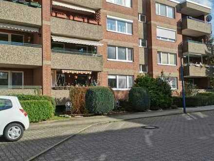 JETZT KÖNNEN ALLE KONTAKT AUFNEHMEN. Schöne 5-Zimmer-Erdgeschosswohnung mit Balkon in Holzwickede