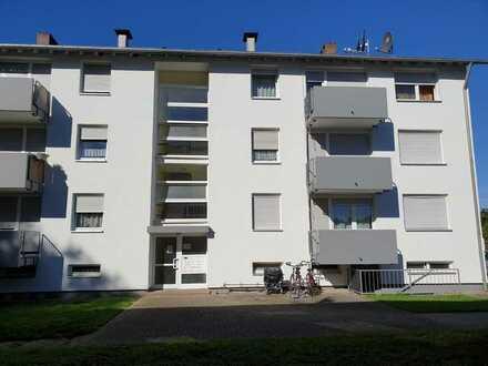 Schön geschnittene 2-Zimmer-Wohnung in Kürnbach zu vermieten