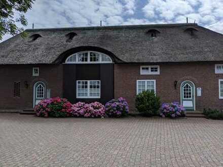 Wunderschönes zwei Zimmer Appartement unter Reet in Alt-Westerland auf Sylt
