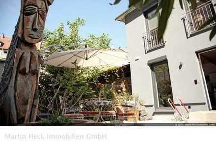 Moderne Maisonette Apartment - 2 Zimmer mitten in Karlsruhe-Oststadt