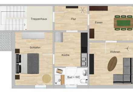 Schöne 3-Zimmer-Wohnung mit Einbauküche in Dortmund