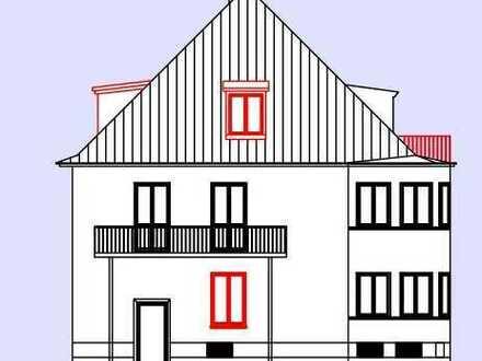 Charmante kernsanierte OG Büro/Praxisräume in historischer Stadtvilla am Roten Main!