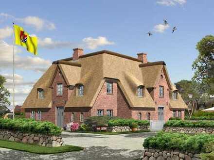 E&Co - Neubau Haushälfte unter Reet. Sehr nah am Weststrand. Bezug bereits in diesen Sommer möglich!