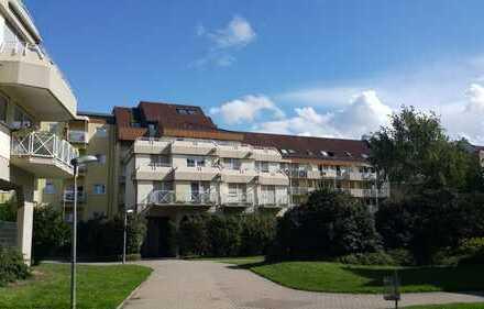 Luxuriöse 2-Zimmer-Wohnung in der Weststadt, Erstbezug nach Renovierung