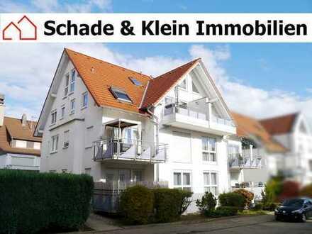 Erdgeschosswohnung mit Balkon, TG-Stellplatz und Einbauküche in Köngen