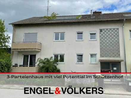 3-Parteienhaus mit viel Potential im Schützenhof