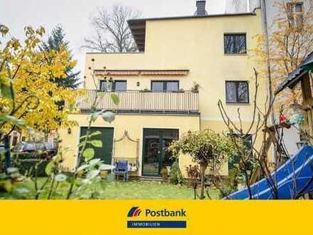 Niedriges Wohngeld: 4-Zimmer Familienwohnung in Potsdam-Babelsberg
