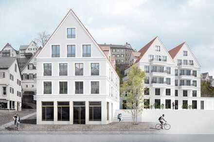 Ruhiges und modernes Wohnen in Galeriewohnung mit 3 Balkonen (14W)