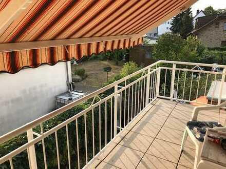 Maisonette Wohnung in Porz mit Blick ins Grüne