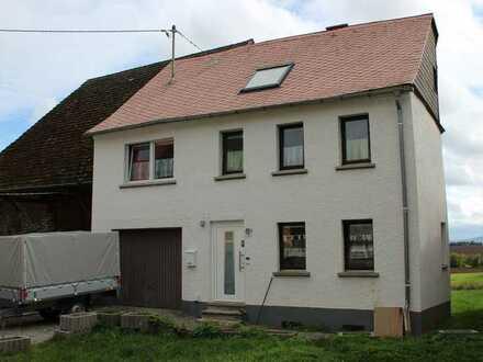 Vermietetes Einfamilienhaus mit Garten