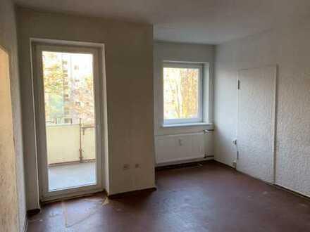 Bezugsfreie Eigentumswohnung in Mariendorf inkl. Sondernutzungsrecht an einem PKW-Stellplatz