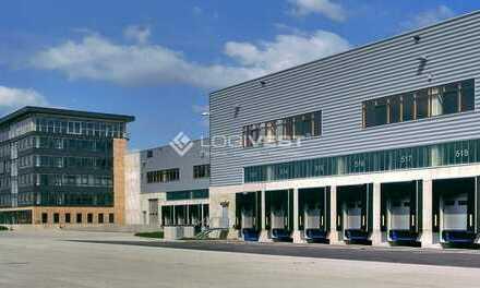 Halle (Saale) Projektierter Neubau an der A14