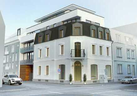 zentrale 3 Zimmerwohnung in Lörrach