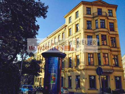Sehr Gepflegtes Wohn- und Geschäftshaus in Leipziger Bestlage - reser.
