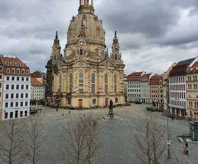 Wenn Träume wahr werden können...Wohnen mit direktem Blick zur Frauenkirche!