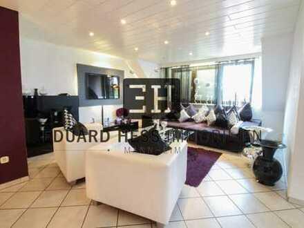 **Stylische Maisonettewohnung mit Dachterrasse, Einzelgarage und Stellplatz – in guter Lage**