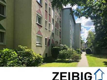 3 Zimmer, großer Balkon, zentrale Lage, Garage und Stellplatz & auch noch provisionsfrei!
