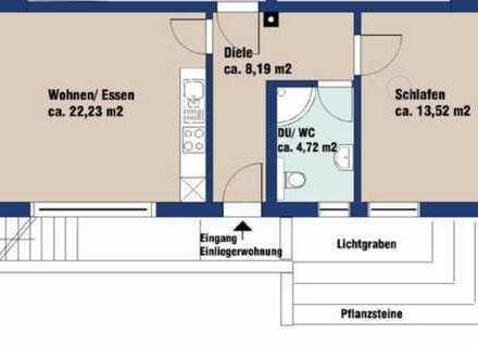 Exklusive, neuwertige 2-Zimmer-Wohnung mit EBK in Egelsbach