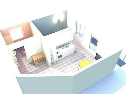 Erstbezug: exklusive 1,5-Zimmer-Wohnung mit EBK und Balkon in Swisttal