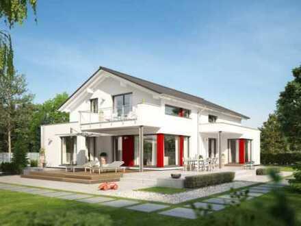 Traumblick in Schloßborn: Familienhaus in bester Lage