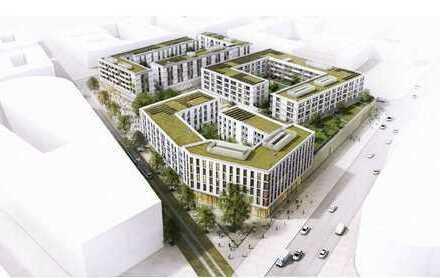 Hier arbeite ich gerne! Westarkaden Heidelberg: Das Stadtteilzentrum in der Bahnstadt!