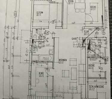 Gepflegte 3,5-Zimmer-DG-Wohnung mit Balkon und EBK in Denkender mit Tiefgaragenstellplatz