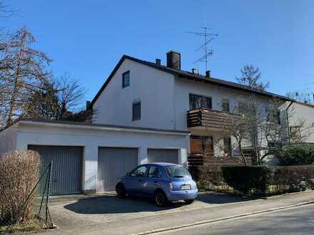 Gepflegtes MFH aus Familienbesitz in München-Forstenried mit 7 Wohnungen (4 Whg. frei) + Dachausbau
