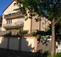 Weinheim Prankelviertel, 3-4 Zimmer Etagenwohnung mit Blick über die Rheinebene