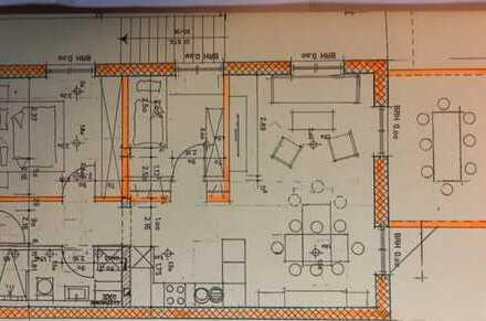 Erstbezug 3,5-Zimmer-Hochparterre-Wohnung in Schallstadt