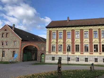 """NÄHE Magdeburg: 110m²-Wohnung in historischer Hofanlage """"Wittler/Meyhoff"""""""
