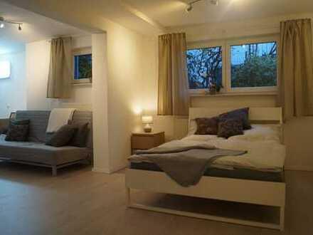 Exklusive 45qm 1-Zimmer-Studiowohnung in Kirchentellinsfurt