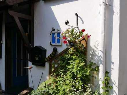 Für Liebhaber alter Häuser : Großes Wohnhaus mit Scheune in Monzingen