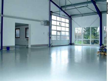 Bürofläche mit moderner Produktion/Lagerhalle