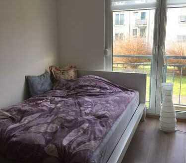 Helle, moderne 1 ZKB Wohnung in MA-Niederfeld - MÖBLIERT - ab 1.6.2019