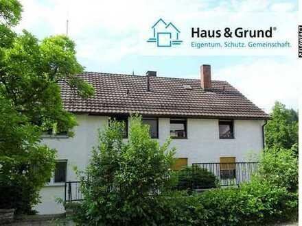 ***Kapitalanlage bzw. Eigennutzung: Mehrfamilienhaus in ruhiger Wohnlage von Stgt.-Rohracker***