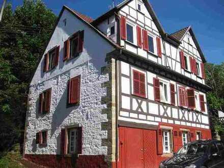 Charmantes Zweifamilienhaus mit Erweiterungspotential