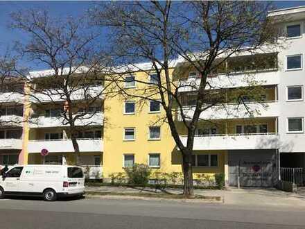 Sonnige 2 1/2 Zimmer ETW mit Balkon und TG-Stellplatz zur Selbstnutzung oder als Kapitalanlage