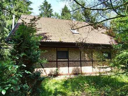 immo-schramm.de: Wochenendhaus und zukaufbares Baugrundstück in 21769 Armstorf-Dornsode