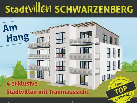 schicke 4-5 Zi Wohnung mit Privatgarten, Terrasse, Balkon in sonniger Lage mit Traumaussicht