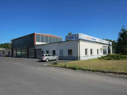 Gewerbeobjekt in Prenzlau