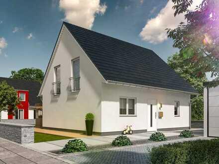 Haus mit Flair und wunderschönem, ebenen Grundstück