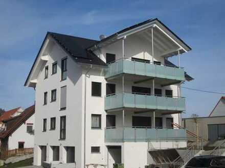 Ansprechende 4-Zimmer-Wohnung mit Balkon in Biberach (Kreis) Eberhardzell