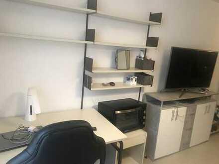 Stilvolle 1-Zimmer-Wohnung mit Einbauküche in Erlangen