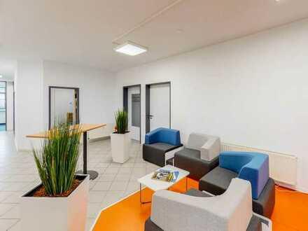 Zentrale Büroflächen über den Dächern Würzburgs - virtuelle Besichtigung auf Anfrage verfügbar
